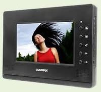 Видеодомофон Commax CDV-70A Silver, Black
