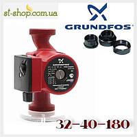 Насос циркуляционный Grundfos UPS 32-40 (база 180 мм), фото 1