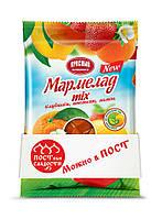 Мармелад «Mix» апельсин, клубника, лимон  Бобруйск Беларусь 300гр