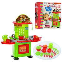 Детская кухня Маша и Медведь MM 0077 На Машиной кухне