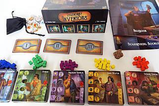 Настольная игра Легендарные Изобретатели (Legendary Inventors), фото 3