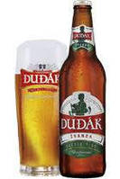 Пиво Dudak svanda svetle pivo 10x0.5 л(картонная упаковка)
