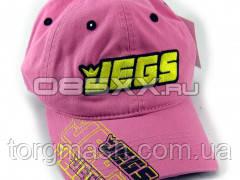 Кепка JEGS (Drag Racing Ser.) цвет розовый, без размера (женская)