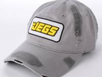 Кепка JEGS (Drag Racing Ser.) цвет серый, без размера