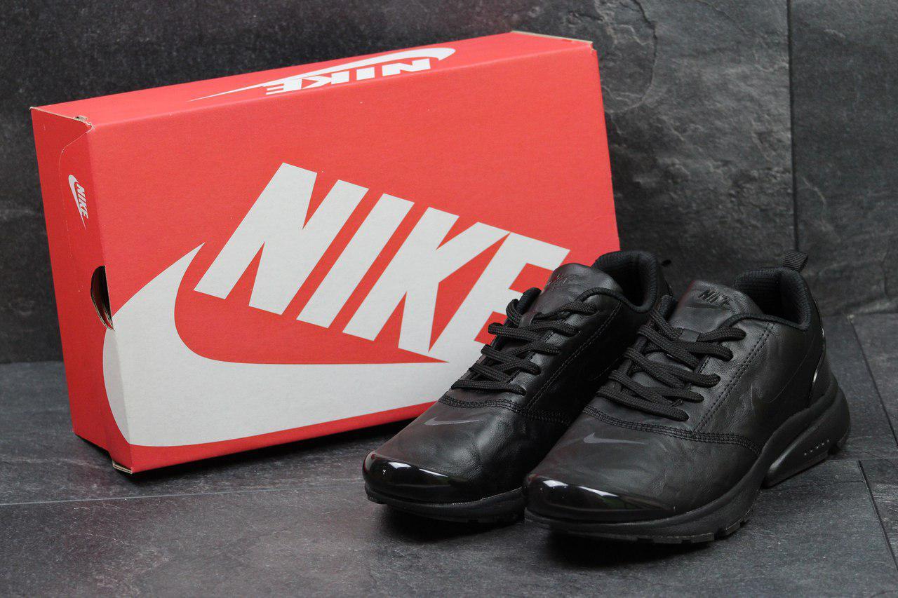 Кроссовки мужские Nike Air Presto (черные), ТОП-реплика
