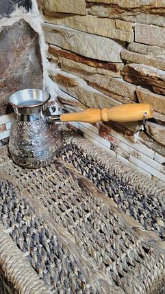 Турка медь 500мл Супер Узор (Славянск), фото 2