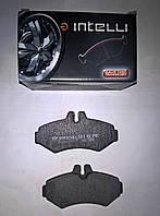Тормозные колодки задние  Mercedes Sprinter (система Bosch)