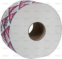 Туалетная бумага Джамбо, 100 м (белая)