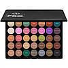 Профессиональная палитра теней Studio Pro Ultimate Artistry - 42 Color Shadow Palette BH Cosmetics Оригинал