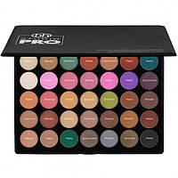 Профессиональная палитра теней Studio Pro Ultimate Artistry - 42 Color Shadow Palette BH Cosmetics Оригинал, фото 1
