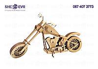 3D Байк Чоппер (мотоцикл) МДФ