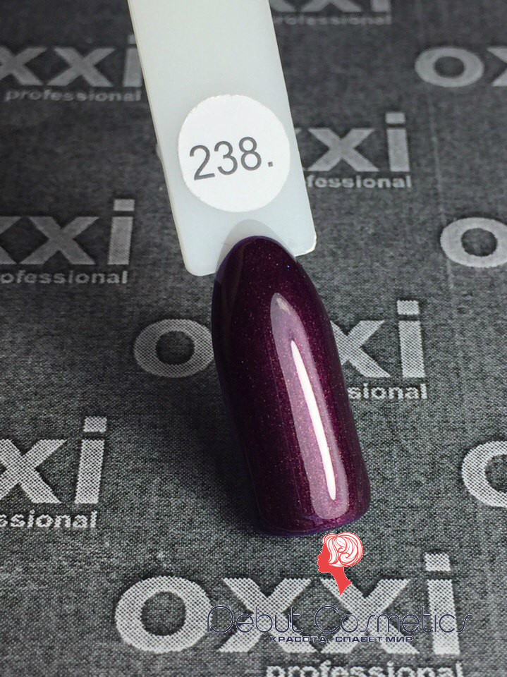 Гель-лак Oxxi 238 8 мл