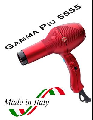 Профессиональный фен Gamma Piu 5555 Americano