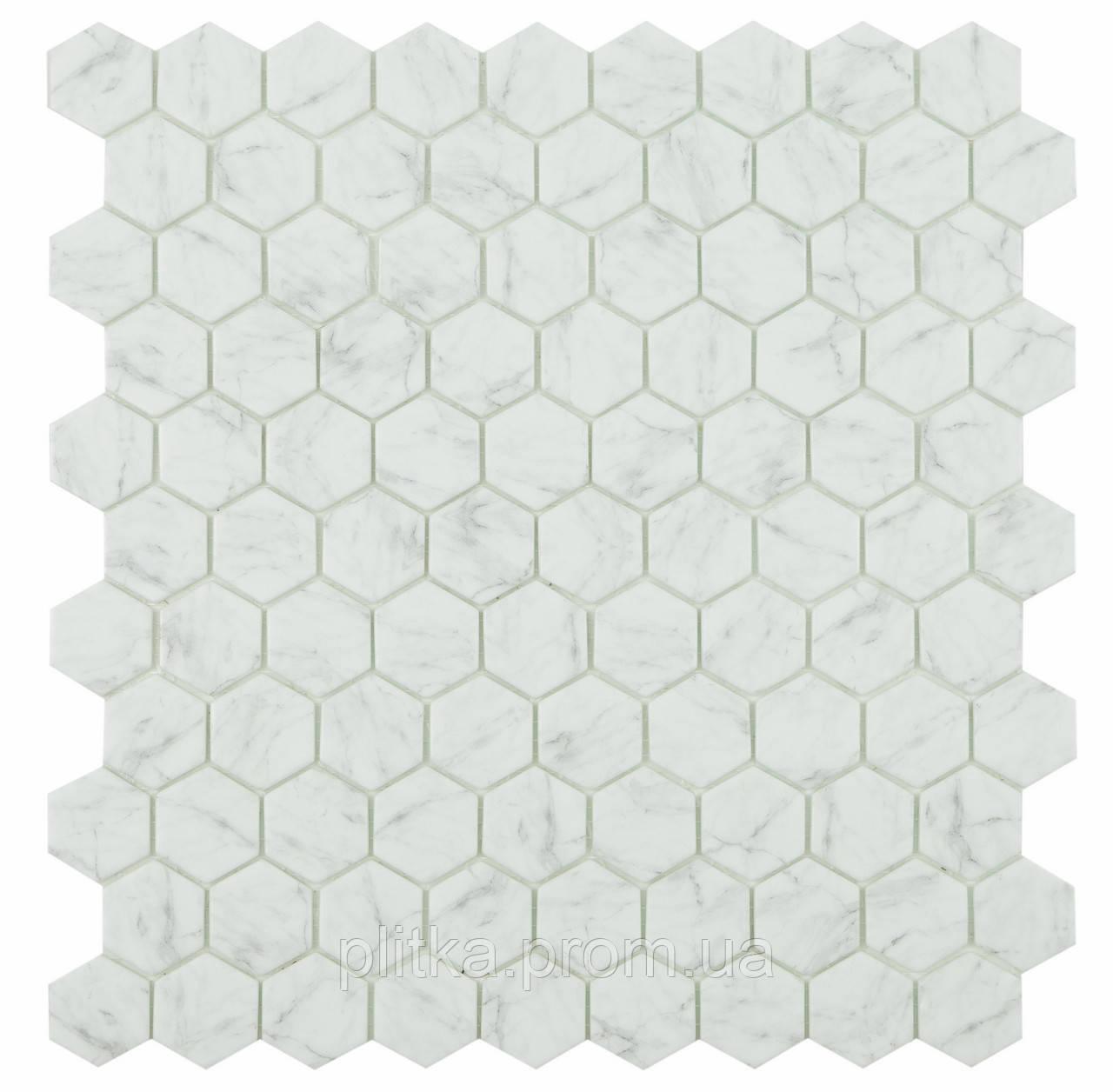 Мозаїка Honey Carrara Grey Mt 4300 31,5*31,5