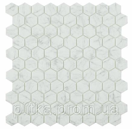 Мозаїка Honey Carrara Grey Mt 4300 31,5*31,5, фото 2