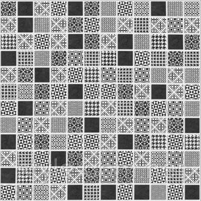 Мозаїка Born Black 31,5*31,5