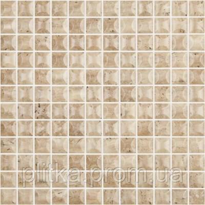 Мозаїка Edna Travertino Beige Mt 31,5*31,5, фото 2