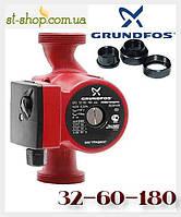 Насос циркуляционный Grundfos UPS 32-60 (база 180 мм), фото 1
