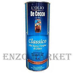 Оливковое масло De Cecco Olio Extra Vergine di Oliva, 1 л