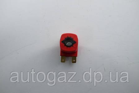 Електромагнитная катушка в вакуумный редуктор 12 V-DC 8 W (шт.), фото 2