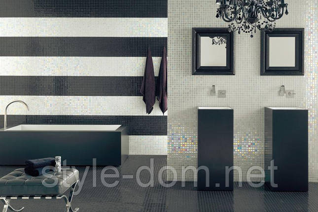 Мозаїка Titanium Black Brush 780 31,5*31,5, фото 2