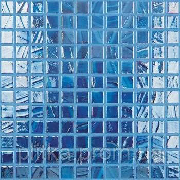 Мозаїка Titanium Blue Brush 734 31,5*31,5