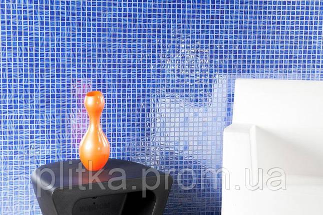 Мозаїка Titanium Blue Brush 734 31,5*31,5, фото 2