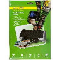 Матовая фотобумага buromax bm.2225-6020 А4 плотность 230г/м² на 20 листов