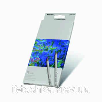 Карандаши цветные marco 7100-24cb raffine на 24 цвета