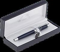 Перьевая ручка в подарочном футляре regal r98202.l.f синяя