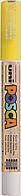 Маркер posca, 0.9-1.3мм, желтый pc-3m.yellow