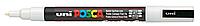 Маркер posca, 0.9-1.3мм, белый pc-3m.white