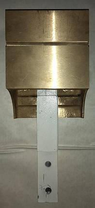 Поршень нагнетательный А2-ХПО/5.02.110, фото 2