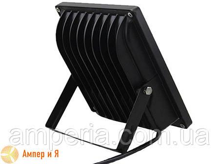 Прожектор светодиодный LED-NGS-10 PREMIUM 6000K 10W(вт), 1000 lm тонкий корпус (slim) NIGAS, фото 2