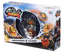 Два вовчка Auldey Infinity Nado Серія Спліт - Battle Buddha і Blast Fla з пристроєм запуску YW624601