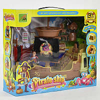 Корабль пиратский 911-1 в коробке