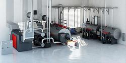 Механіка в промисловості: пневматика, гідравліка, вакуумна та мастильна техніка