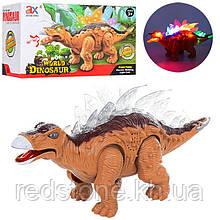 Динозавр (ходить, рухає щелепою, звукові і світлові ефекти)