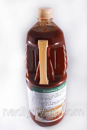 Соус Кимчи1,8л  Kimchee Sauce, фото 2