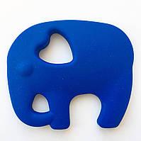 Слон с круглым хоботом (прорезыватель для зубов) :