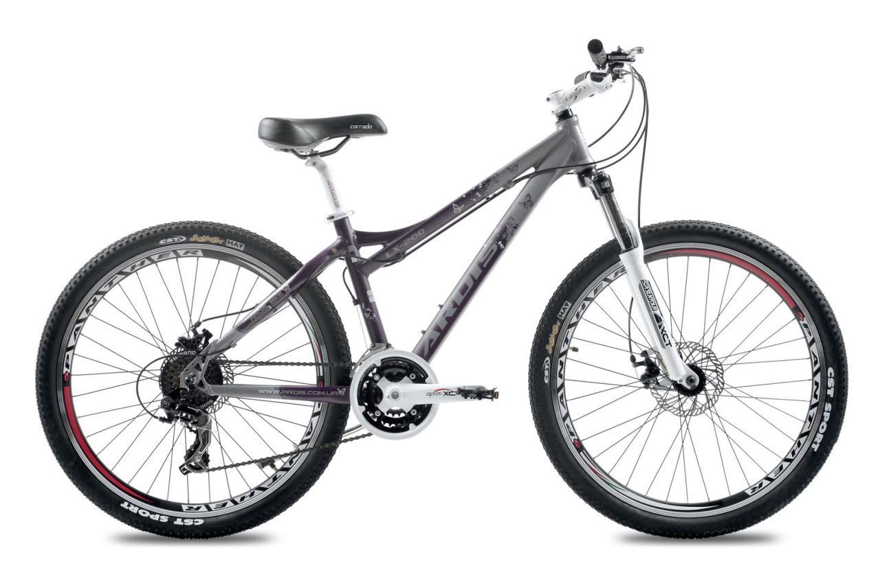 """Горный велосипед ARDIS LX 200 MTB 26"""" 17""""  Серый"""