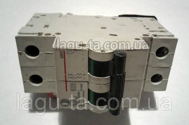 Автоматический выключатель двухполюсный 16А производитель - General Electric