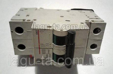 Автоматический выключатель двухполюсный 16А производитель - General Electric, фото 2