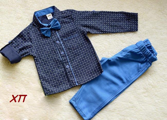 Нарядный костюм с бабочкой для мальчика Турция (МАЛОМЕРИТ)