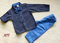 Нарядный костюм с бабочкой для мальчика Турция (МАЛОМЕРИТ), фото 1