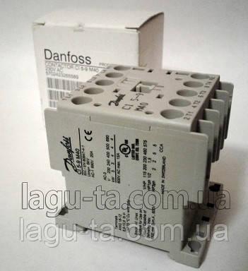 Пускатель. Контактор 20А Danfoss  CI 5-9 M40