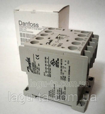 Контактор. Пускатель 20А Danfoss  CI 5-9 M40