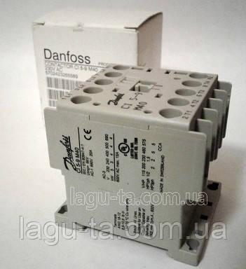 Контактор. Пускатель 20А Danfoss  CI 5-9 M40, фото 2