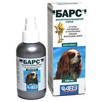 Спрей Барс Фипронил для собак от блох и клещей 100 мл