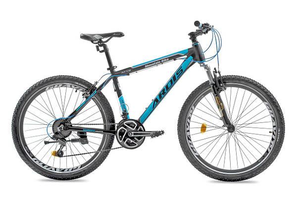 """Горный велосипед ARDIS M15  26""""  17""""  Черный/Голубой"""